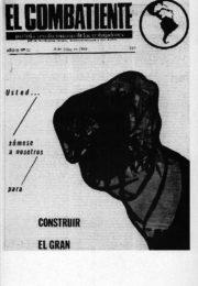 thumbnail of El Combatiente n 031