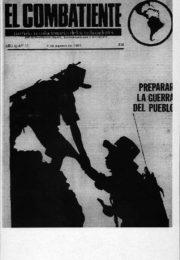 thumbnail of El Combatiente n 033