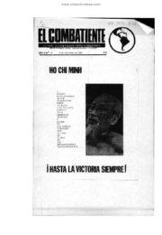 thumbnail of El Combatiente n 035