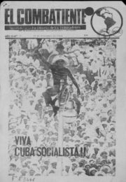 thumbnail of El Combatiente n 041 1969 diciembre 23