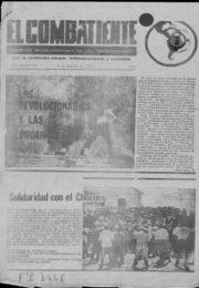 thumbnail of El Combatiente n 043 1970 marzo 9