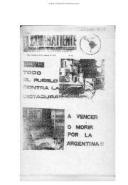 thumbnail of El Combatiente n 050 1970 diciembre