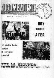 thumbnail of El Combatiente n 055
