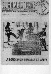thumbnail of El Combatiente n 057