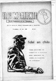 thumbnail of El Combatiente n 064