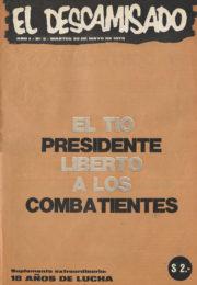 thumbnail of El Descamisado n 02