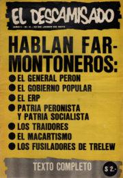 thumbnail of El Descamisado n 04