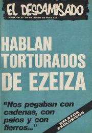 thumbnail of El Descamisado n 08