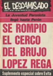 thumbnail of El Descamisado n 10