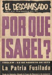thumbnail of El Descamisado n 13
