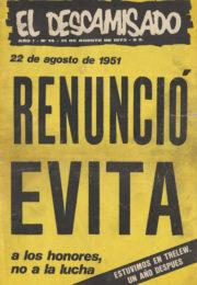 thumbnail of El Descamisado n 14