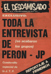 thumbnail of El Descamisado n 17