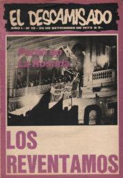 thumbnail of El Descamisado n 19