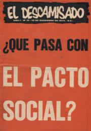 thumbnail of El Descamisado n 31