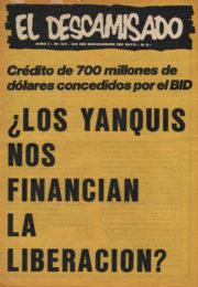 thumbnail of El Descamisado n 32