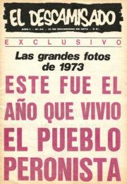thumbnail of El Descamisado n 33
