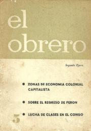thumbnail of El Obrero N 5 ok