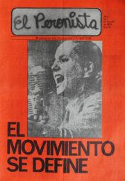 thumbnail of El Peronista N 01
