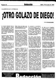 thumbnail of Jaime, Armando. Otro golazo