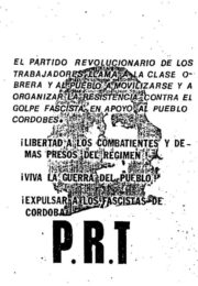 thumbnail of Libertad a combatientes