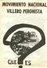 thumbnail of Mov Villero Peronista