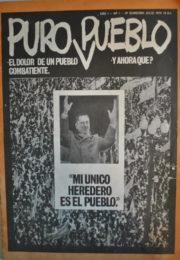 thumbnail of Puro Pueblo n 1