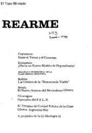 thumbnail of Rearme N 03
