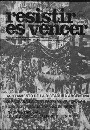thumbnail of Resistir es vencer 1978 N 0