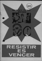 thumbnail of Resistir es vencer 1978 sN