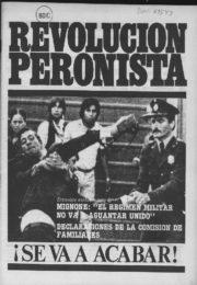 thumbnail of Revolucion Peronista sN