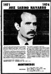 thumbnail of Solicitada. Sabino Navarro