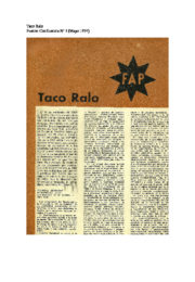 thumbnail of Taco Ralo