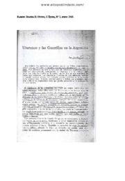 thumbnail of Uturunco y las guerrillas