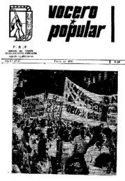 thumbnail of Vocero Popular 37
