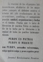 thumbnail of c 1965. Las oligarquias latinoamericanas contra Peron