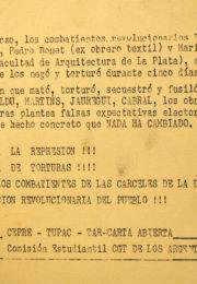 thumbnail of Comision Estudiantil CGT A