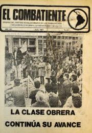 thumbnail of El Combatiente 227 1981