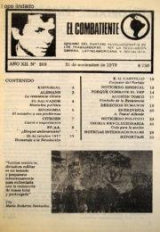 thumbnail of El Combatiente 269