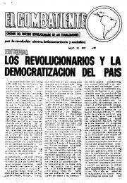 thumbnail of El Combatiente 69