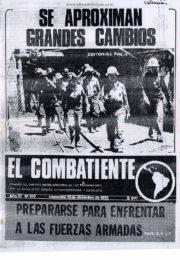 thumbnail of El Combatiente n 100