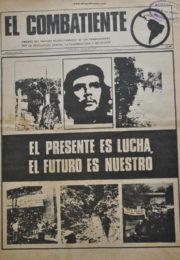 thumbnail of El Combatiente n 156