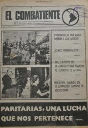 thumbnail of El Combatiente n 158
