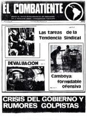 thumbnail of El Combatiente n 159