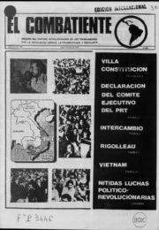 thumbnail of El Combatiente n 162