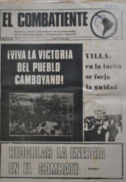 thumbnail of El Combatiente n 164