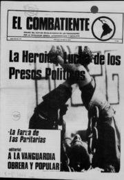 thumbnail of El Combatiente n 170