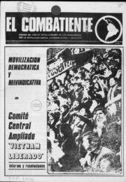 thumbnail of El Combatiente n 175