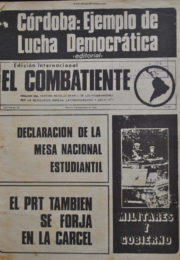thumbnail of El Combatiente n 181