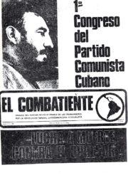 thumbnail of El Combatiente n 199