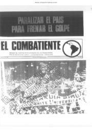 thumbnail of El Combatiente n 204